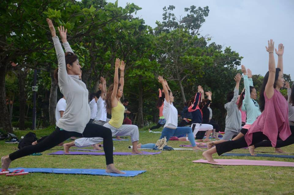 yoga energy congratulations wariors